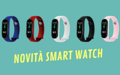 Novità smart watch