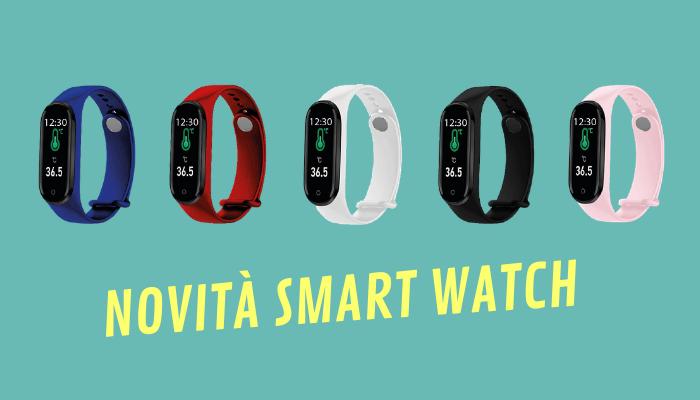 Novità smart watch