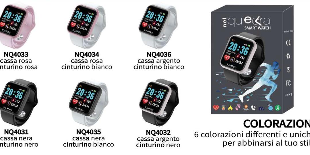 Smart Watch Nel qui e ora Serie 3