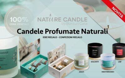 Nature Candle: profumatori 100% naturali